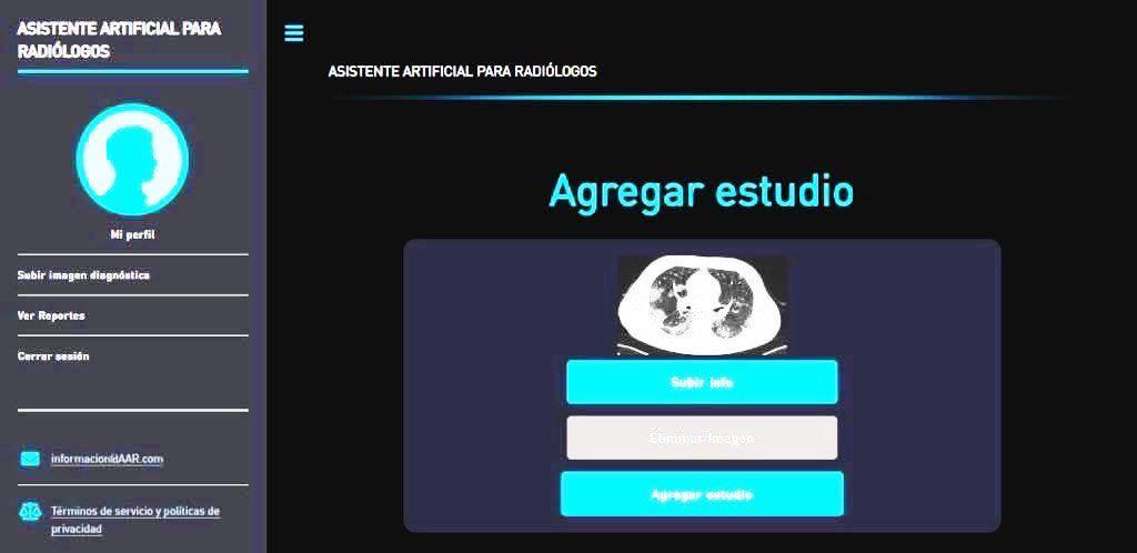 Inteligencia artificial diagnóstico covid-19 colombia