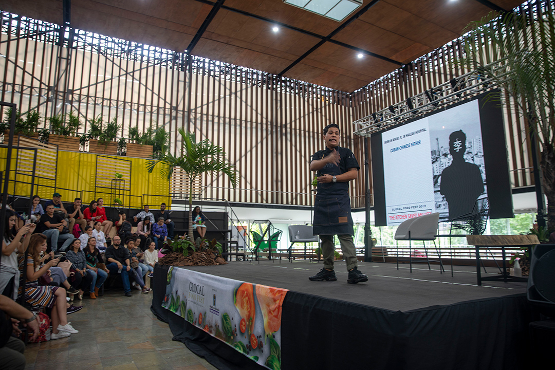 Glocal Food Fest 2020. Recuerdo Glocal Food Fest 2019. Foto: cortesía